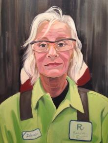 Portrait by Natalie Sept